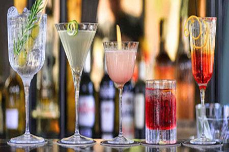 Cocktail-Rezepte zum Valentinstag